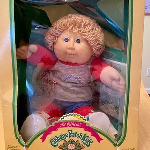 Cabbage Patch Kid - 1986